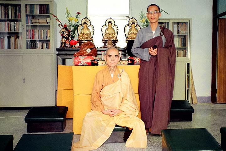 我是橋樑,也是福智的僕人!——福智僧團住持 如淨和尚專訪