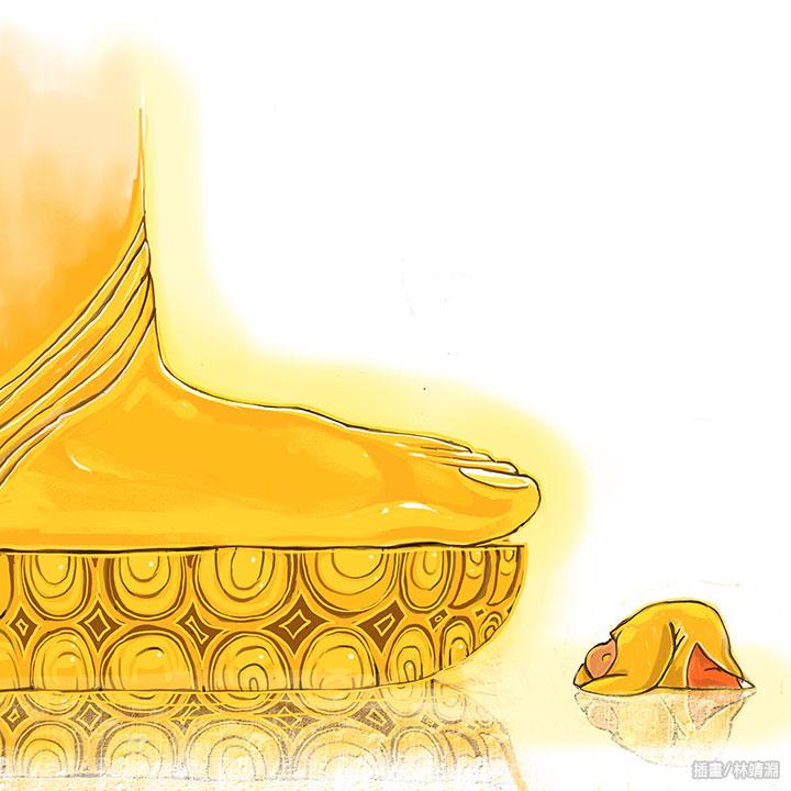 《大莊嚴論經》(二)瞥見佛陀足跡