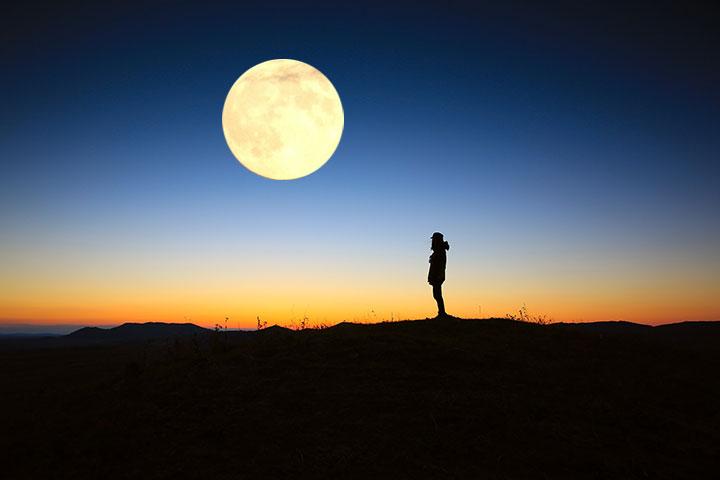 【福智僧團小故事】夜月有你在身旁