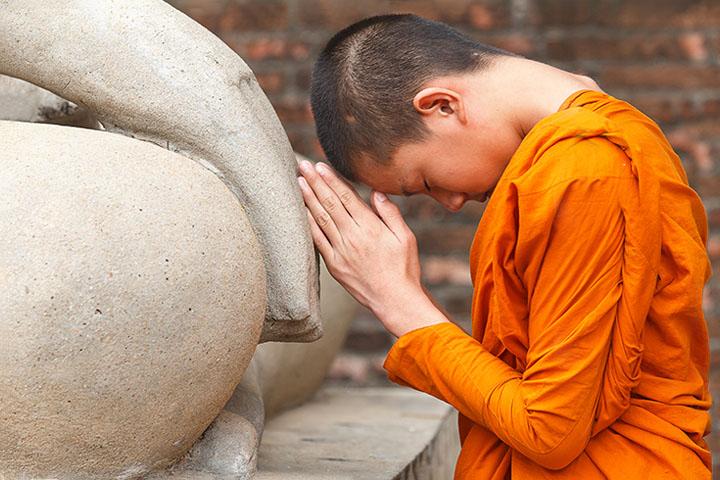 請問真如老師開示《三十五佛懺》時,說墮懺分四種,其意涵為何?