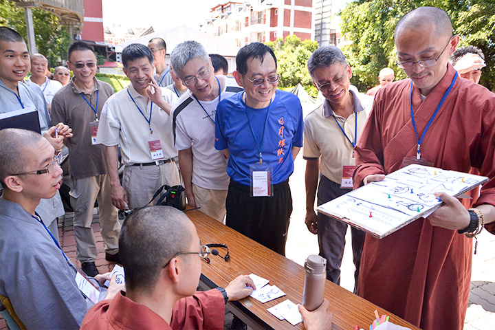 尋找生命提升下手處,2018福智鳳山寺「探索生命營」歡迎青壯年報名!